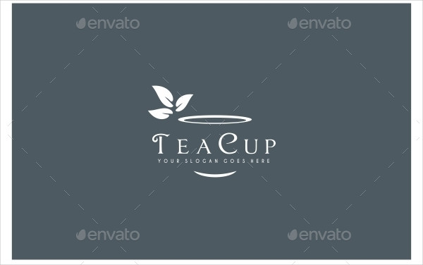 Best Tea Cup Logo