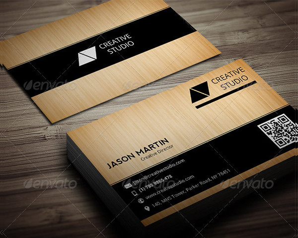 Classical Designer Business Card Template