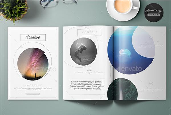 Clean Universal Magazine Templates Mega Bundle