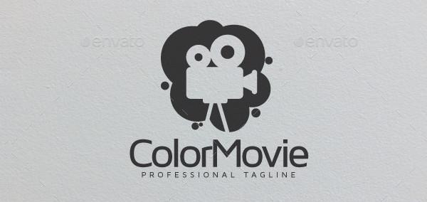 Professional Film Production Logo Design
