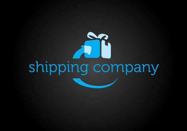 Free Shipping Company Logo Vector Download