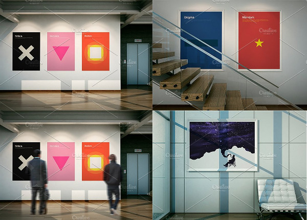Cool Gallery Mock-Up