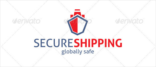 Corporate Shipping Logo Design