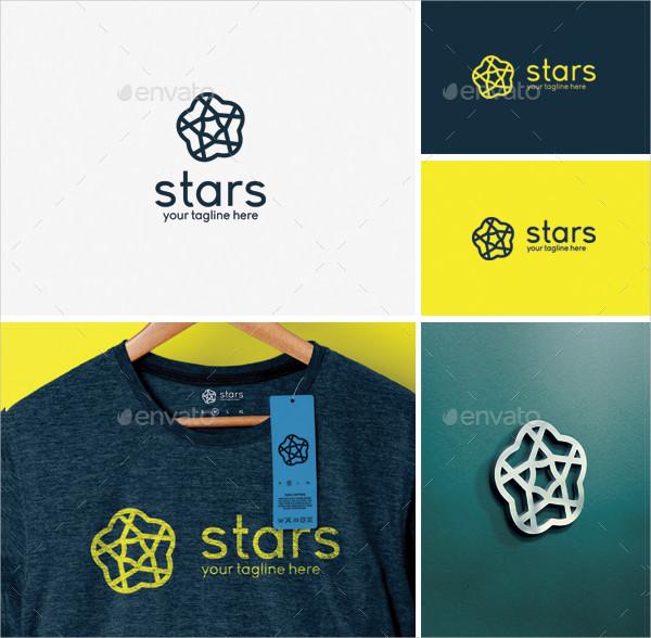 Creative Stars Logo Template