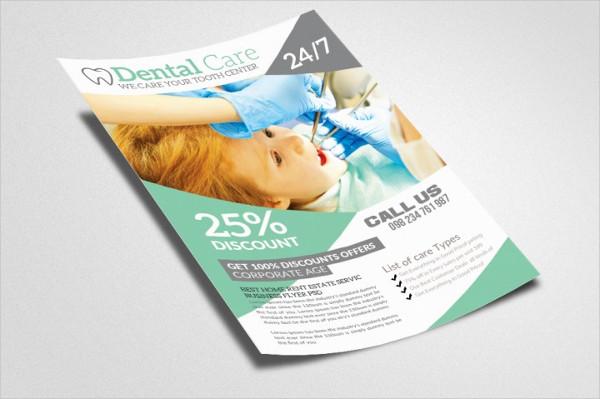 Custom Dental Flyer Design