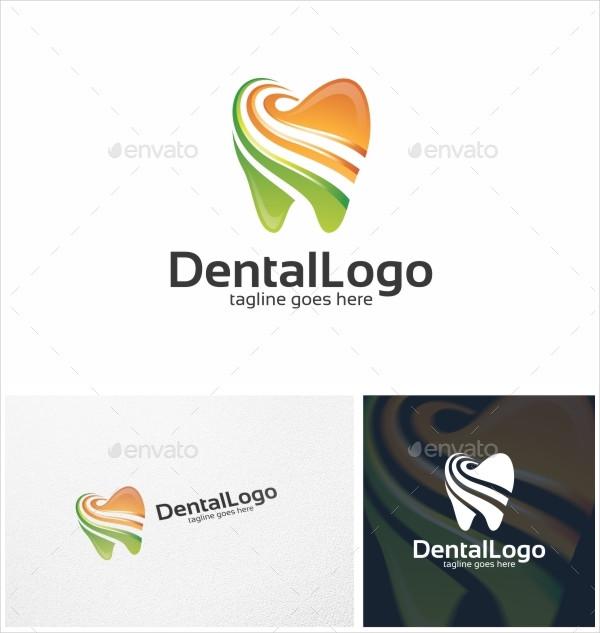 Dental Implants Logo Template