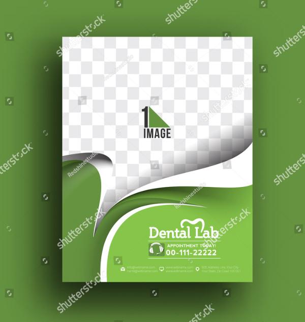 Dental Lab Flyer or Poster Template