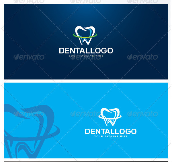 Custom Dentistry Logo Template