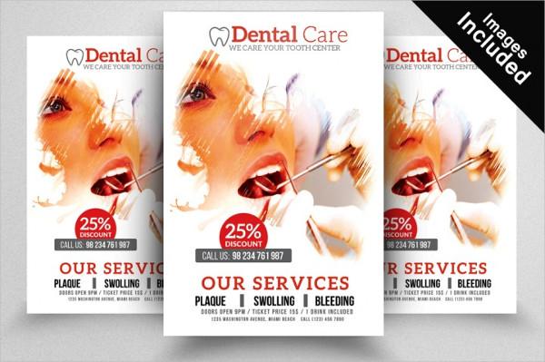 Dental Office Flyer Templates