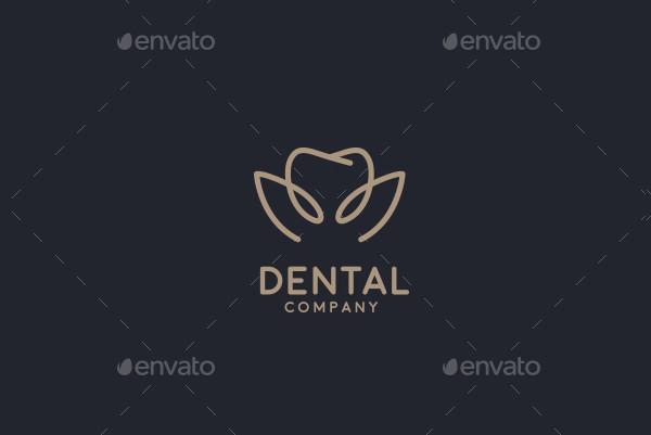 Dental Society Logo Template