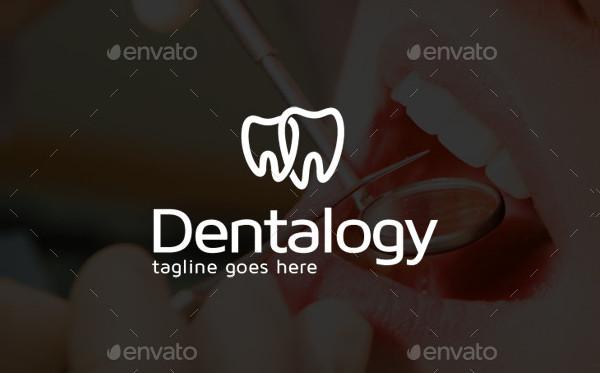 Dental Studio Logo Template