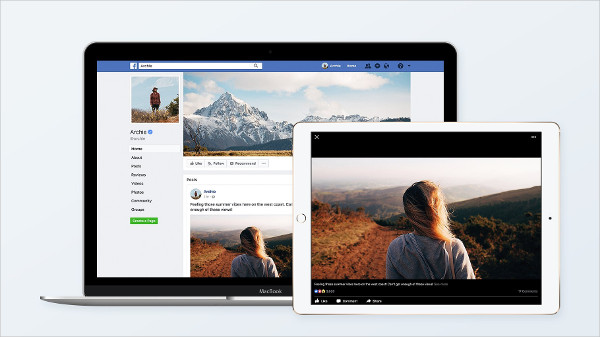 Facebook Social Media Template Pack