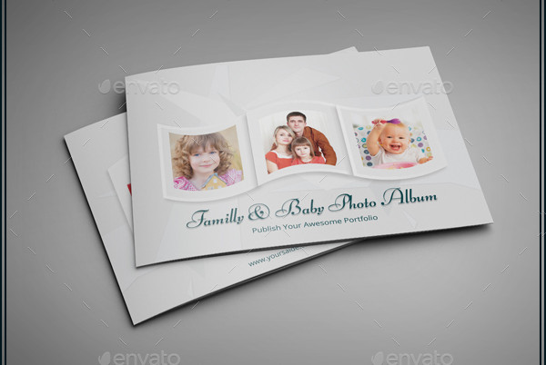 Family And Baby Best Moments Photo Albums