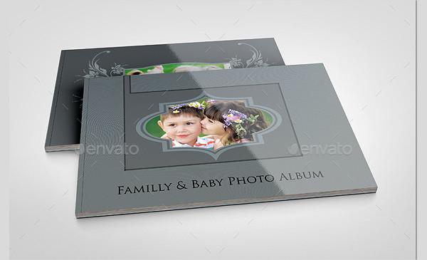 Landscape Family & Baby Photo Album
