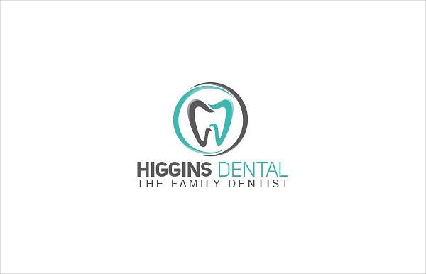 Family Dentist Logo Template