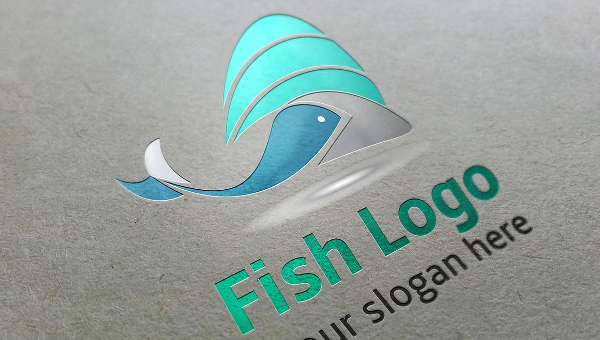 Fish Logo Templates
