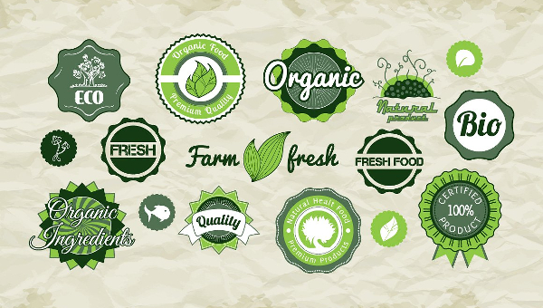 Food Label Templates