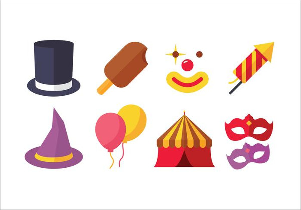 Free Download Carnival Icon Pack