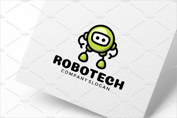 Cartoon Character Logo Design