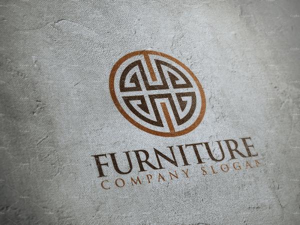 Branding Furniture Company Logo Design