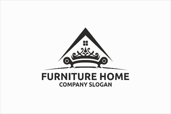 Furniture Home Logo
