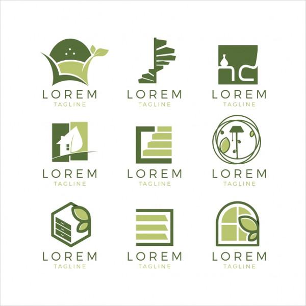Furniture Logos Collection Free Download
