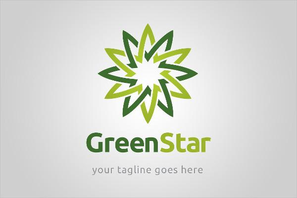 Star Health & Wellness Logo Template