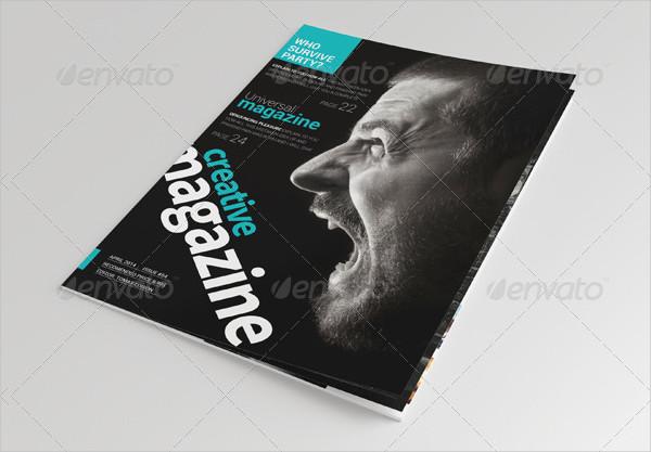 Creative Universal Magazine Design