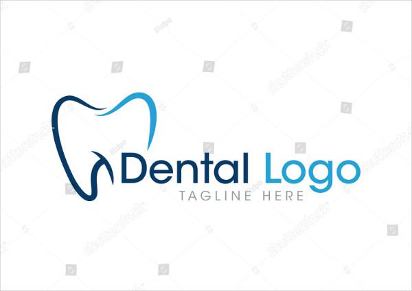 Dental Office Logo Template
