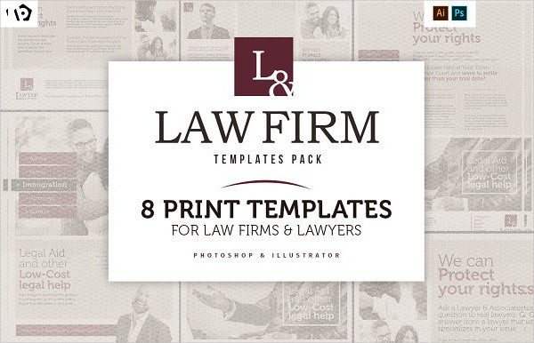 Law Firm Templates Pack