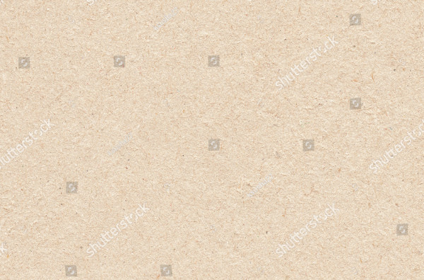 Light Cardboard Texture Background