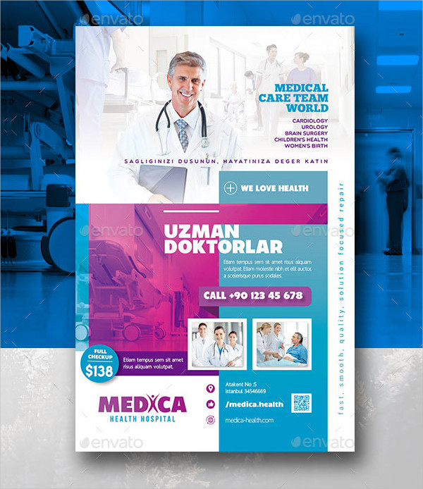 Medical Posters for Doctors Office