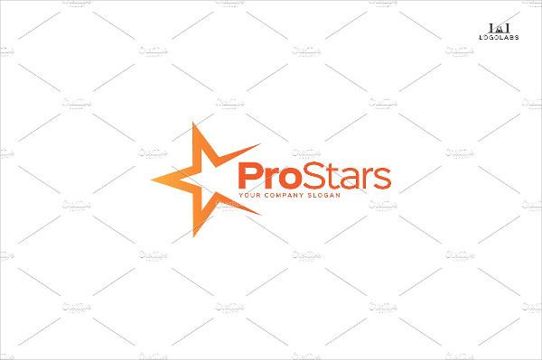 Pro Stars Logo Design