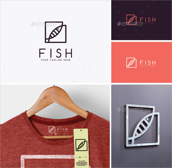 Professional Clothing Logo Design