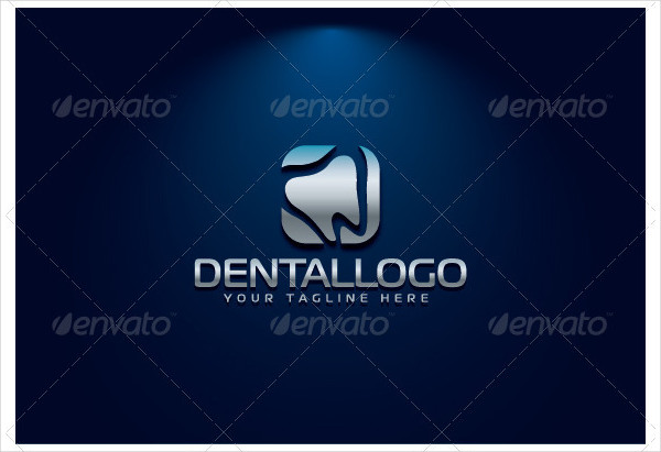 Professional Dental Logo Template