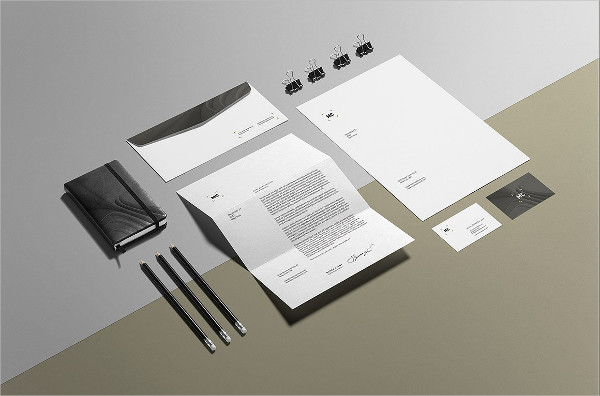 Quality Business Stationery Mockup Package