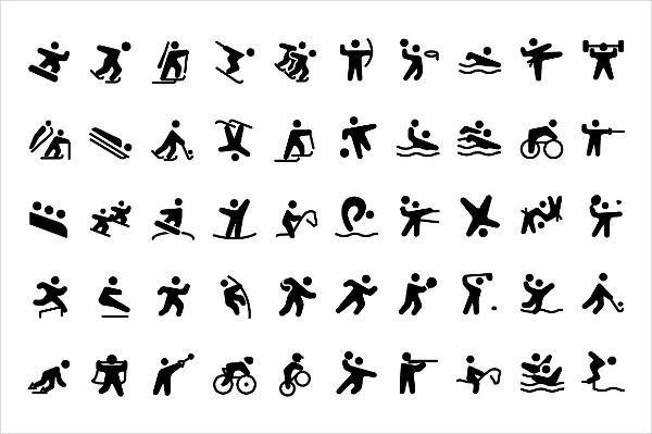 Sports & Olympics Icons