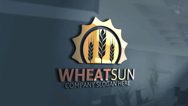 Sun Logo Templates