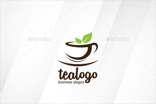 Tea Company Logo Design