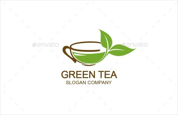 Tea House Logo Template