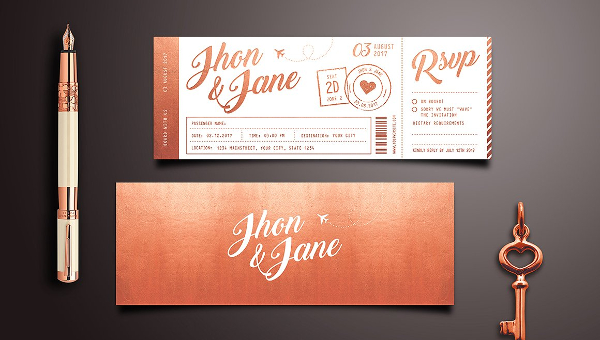 Ticket Logo Templates