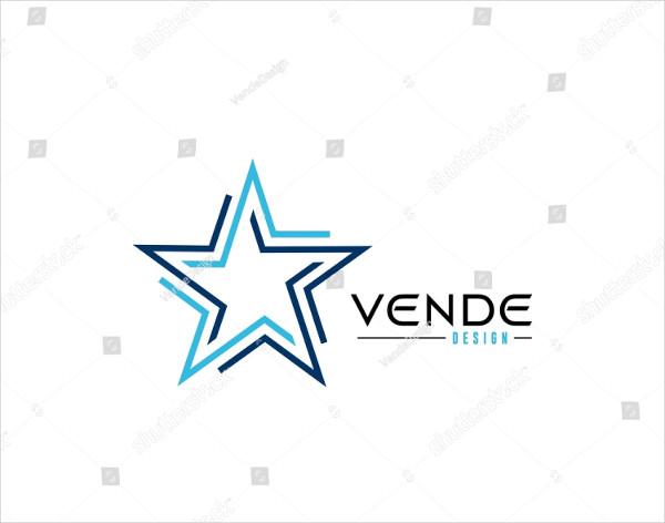 Star Business Logo Template