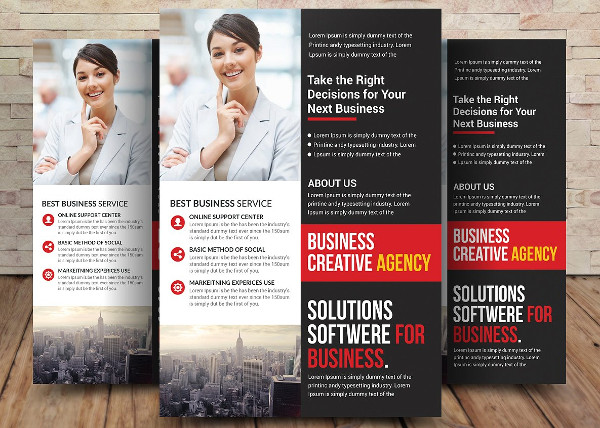 Accounting And Tax Preparation Flyer Template