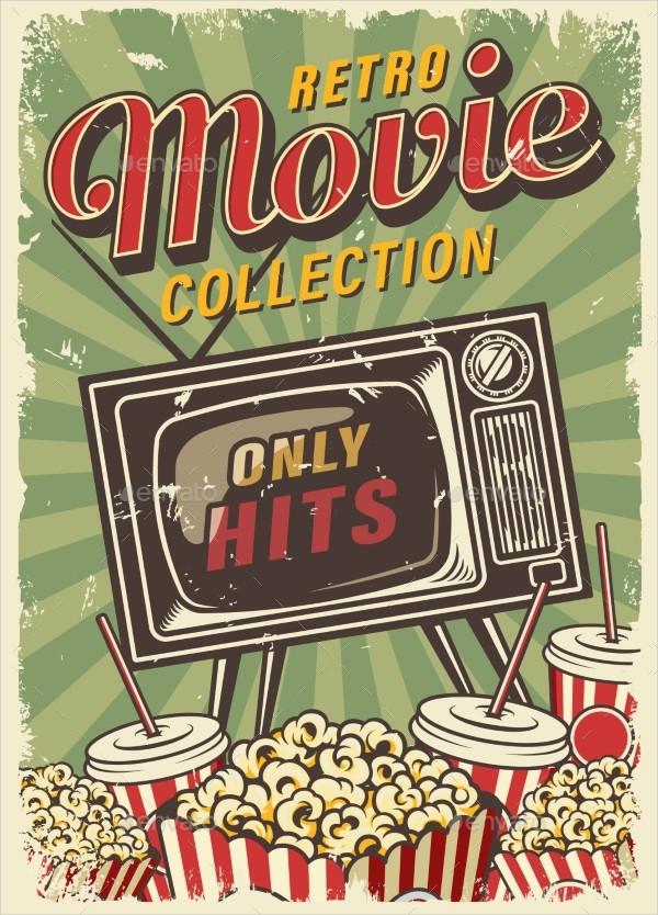 Cinema Vintage Posters