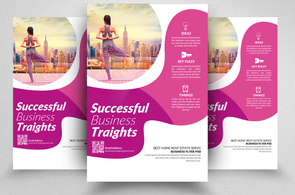 Customizable Income Tax flyer Template