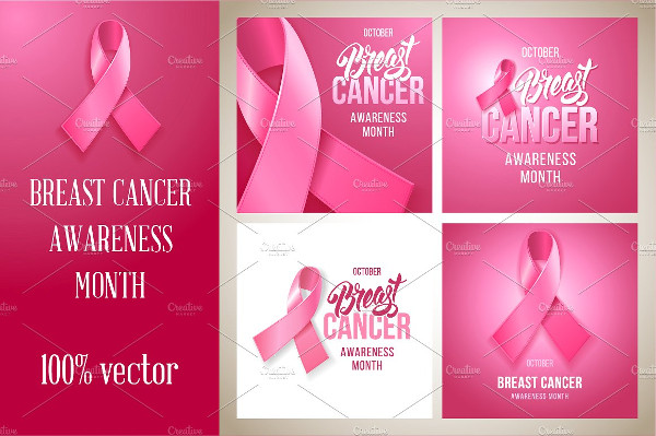 Custom Breast Cancer Awareness Flyer Templates