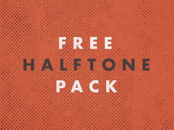 Free Halftone Pack