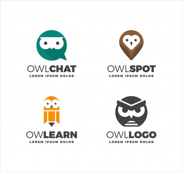 Free Owl Logos Vector