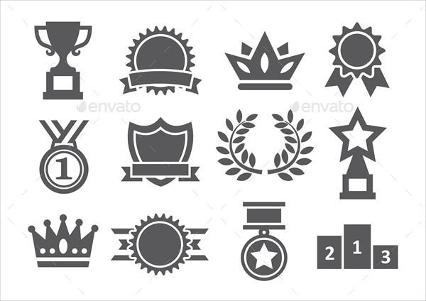 Gratitude Awards Icons