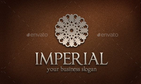Imperial Fashion Boutique Hotel Business Logo